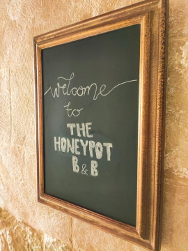 Welcome to THE HONEYPOT BnB